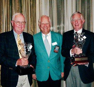 President's Trophy Seniors Winners